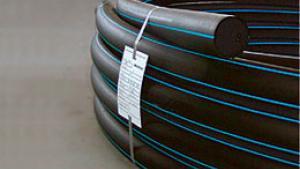 Цены на полиэтиленовые водопроводные трубы ПЭ-80 остались на уровне 2015 года