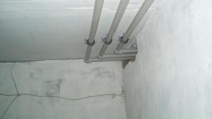 Водопровод под потолком или как увеличить пропускную способность с 1.5 до 6 кубов в час