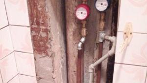 Как установить счетчики на воду в Киеве. Пошаговое описание процесса.